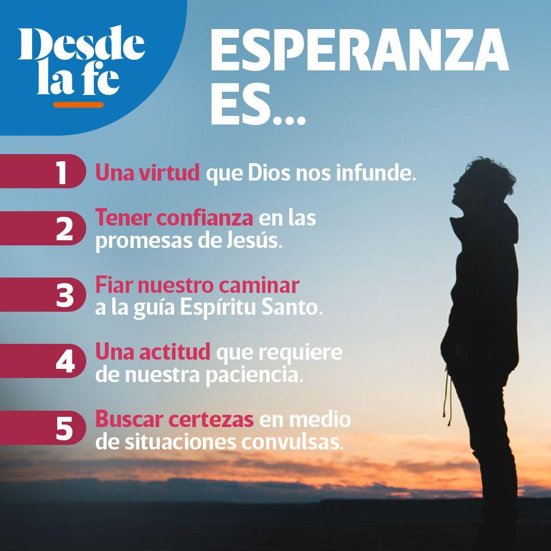 ¿Qué es la Esperanza?