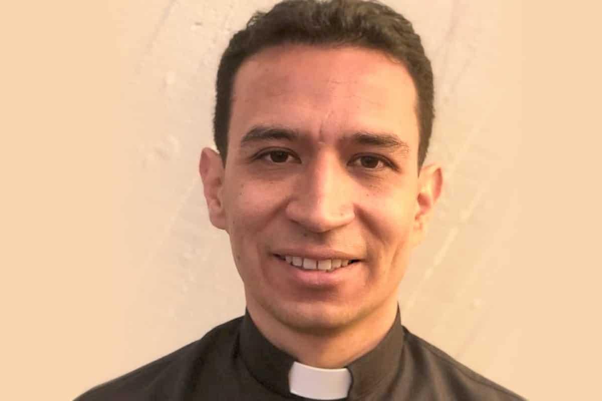 José Guillermo encontró su vocación al seguir las pistas de Jesús le dejaba. Foto: APM