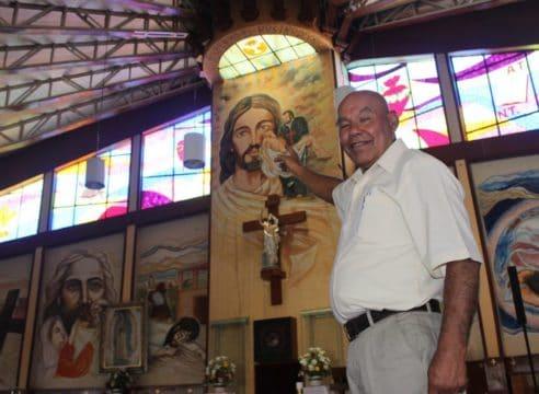 50 años de la Parroquia de San Camilo de Lelis en Aragón