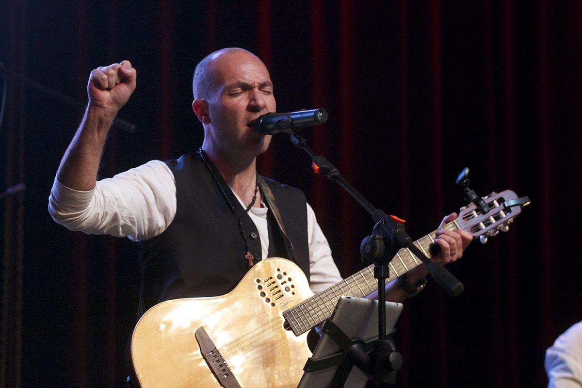 El músico católico Maurilio Suárez. Foto: Cortesía.