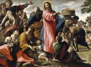 Comentario al Evangelio sobre la multiplicación de los panes y peces