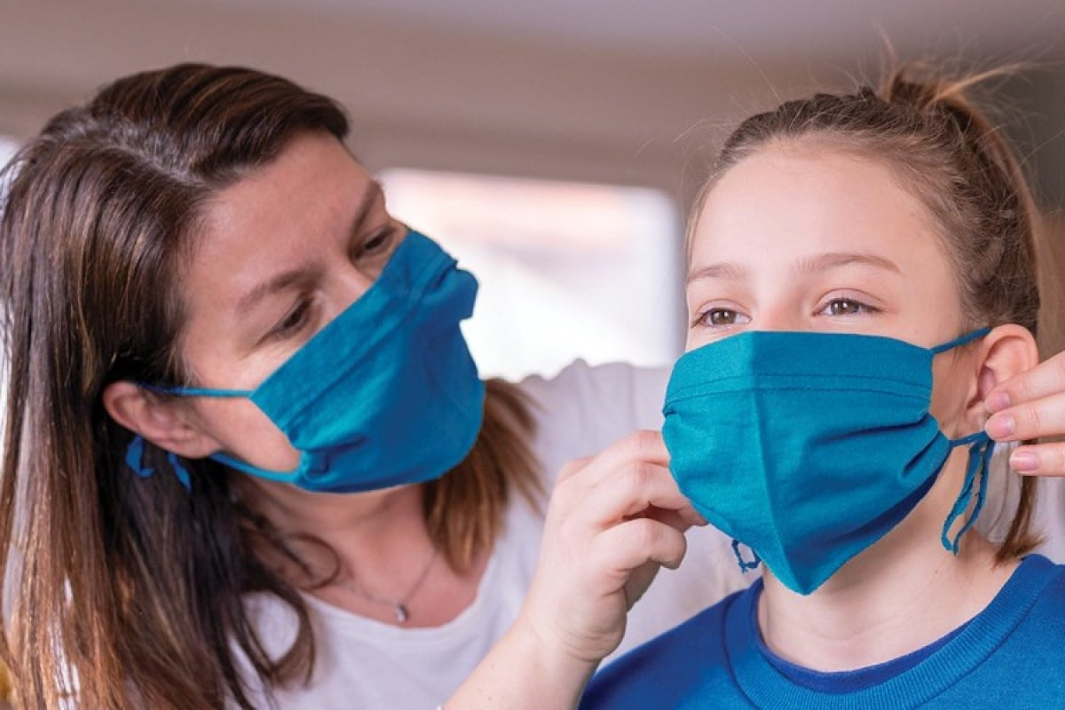 La oración es nuestra gran fortaleza. A la par seamos responsables y sigamos las medidas de sanidad para evitar contagios de COVID-19.