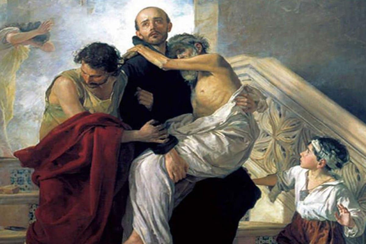 San Juan de Dios es el patrono de los enfermos, en especial de que tienen padecimientos mentales. Foto: Zenit
