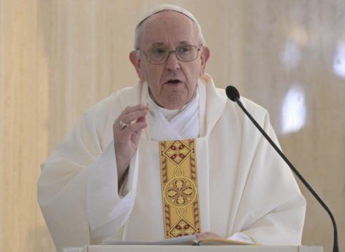 Papa Francisco: Mis decisiones no son un capricho