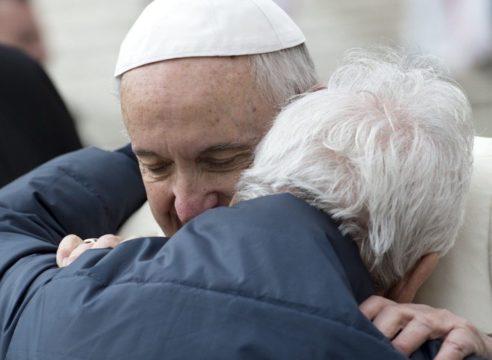 Reza con el Papa la Oración de la Jornada Mundial de los Abuelos
