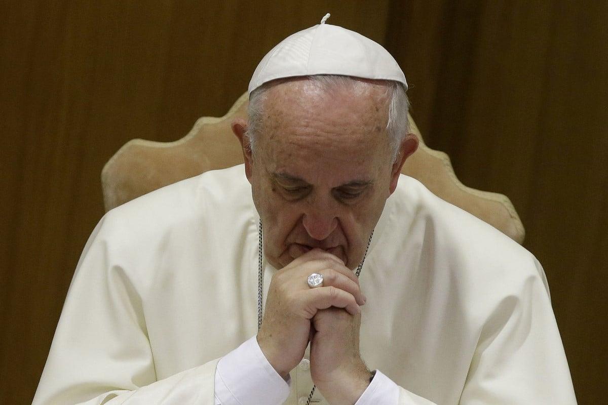 El Santo Padre se ha referido en varias ocasiones a los arcángeles. Foto: Vatican Media