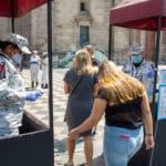 Realiza la Catedral de México ensayos para las Misas con fieles