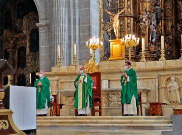 FOTOS: Reanudación de la Misa con fieles en la Arquidiócesis de México