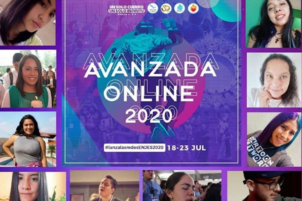 Renovación Carismática realizó el ENJES-2020 de manera virtual.