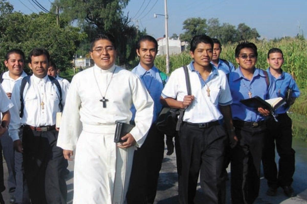 Los Misioneros Servidores de la palabra celebrarán un retiro virtual para fomentar las vocaciones. Foto MSP