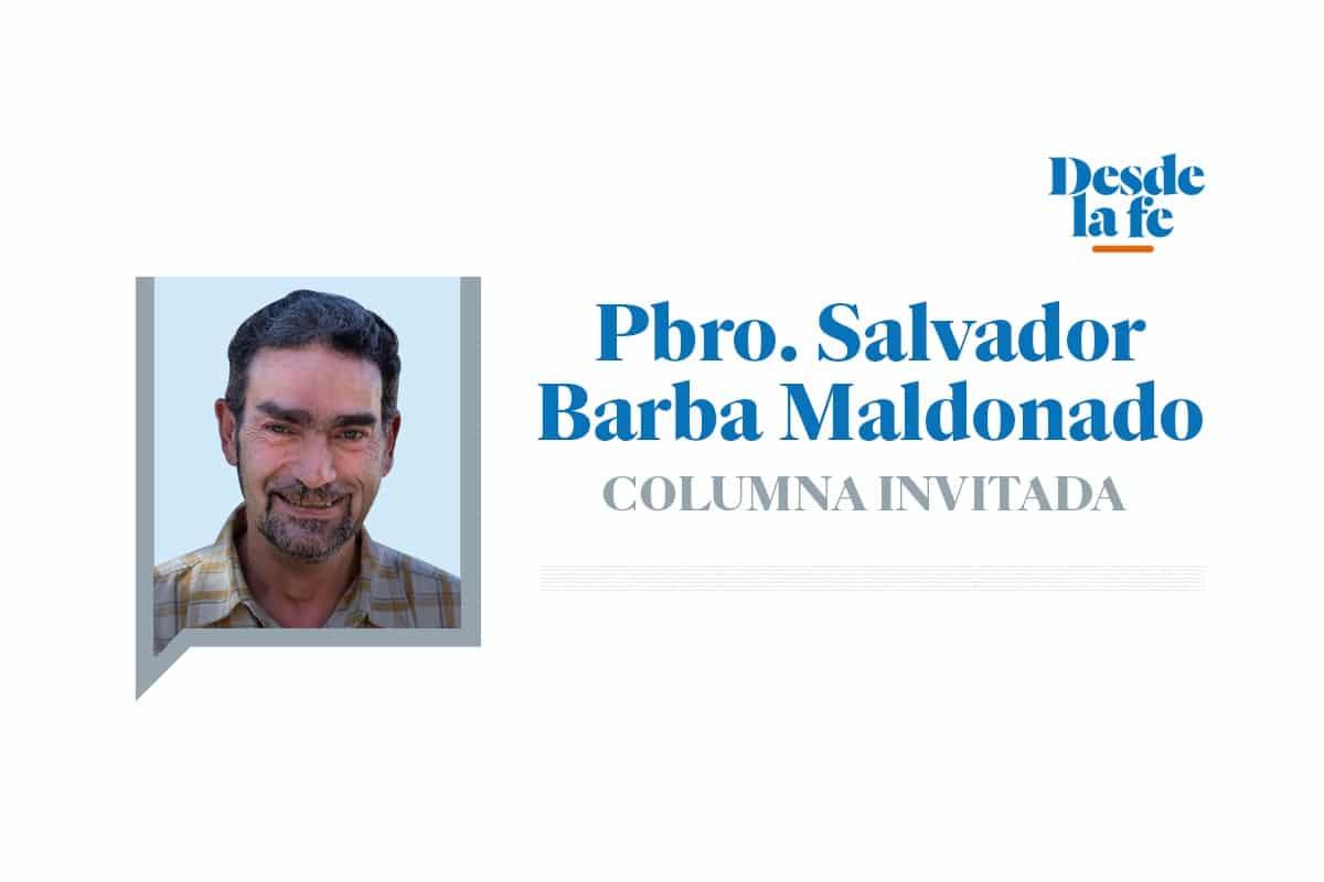 Pbro. Salvador Barba.