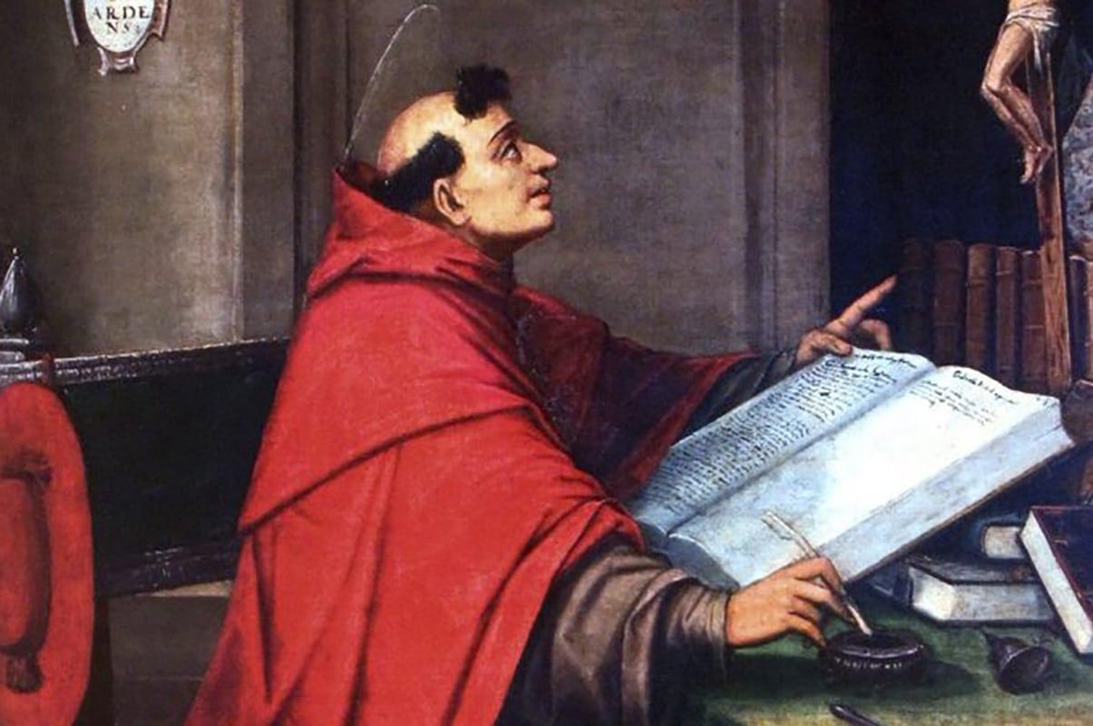 San Buenaventura fue Superior General de los Franciscanos.