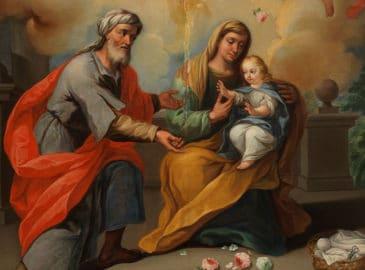 ¿Qué les puedes pedir a santa Ana y san Joaquín?