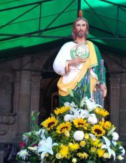 Este 28 de noviembre, la iglesia de San Hipólito permanecerá cerrada