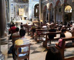 Católicos de América Latina se reúnen en Roma para orar por sus países