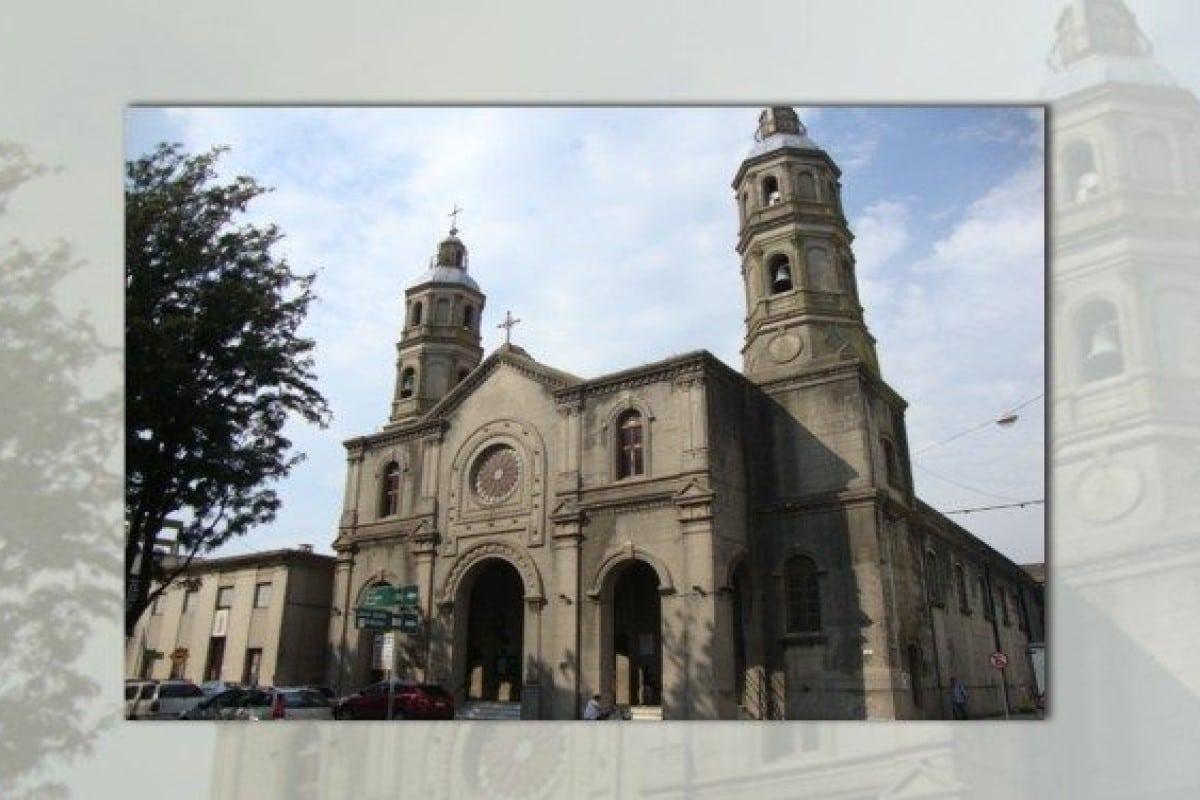 La Catedral de Canelones, Uruguay, es un nuevo santuario a la Virgen de Guadalupe. Foto: Vatican Media