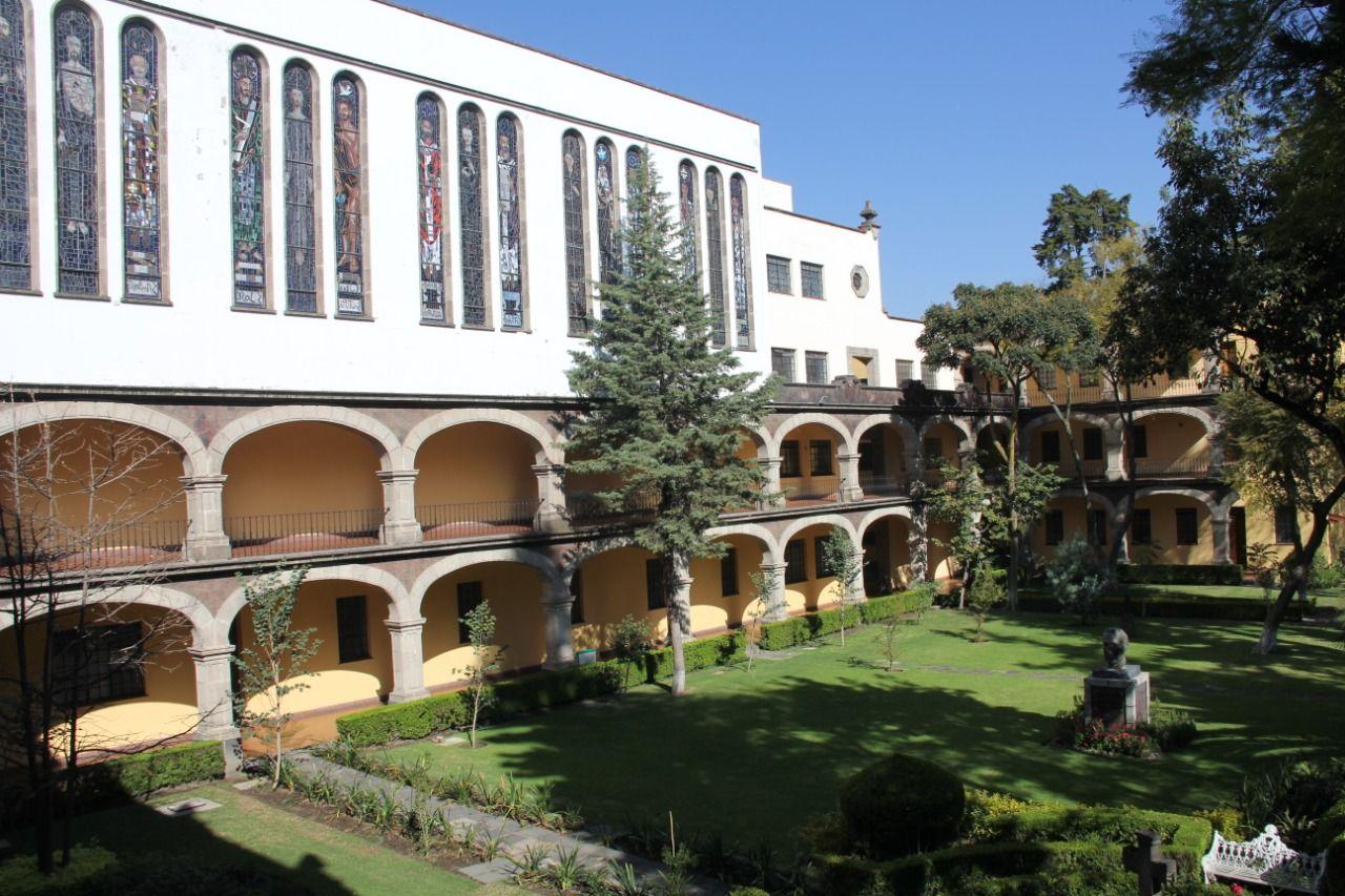 Seminario Conciliar de México. Foto: Javier Juárez.