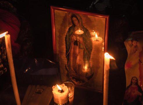 La Virgen de Guadalupe me ayudó a afrontar la muerte de mi madre