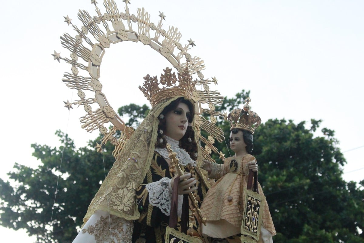 Virgen del Carmen. Foto: Cathopic.
