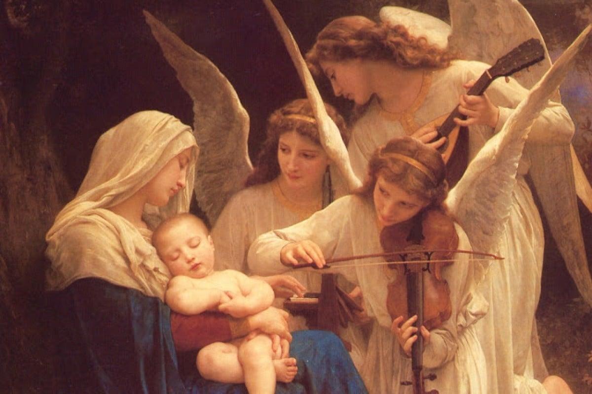 Los ángeles son los mensajeros de Dios. Foto Especial