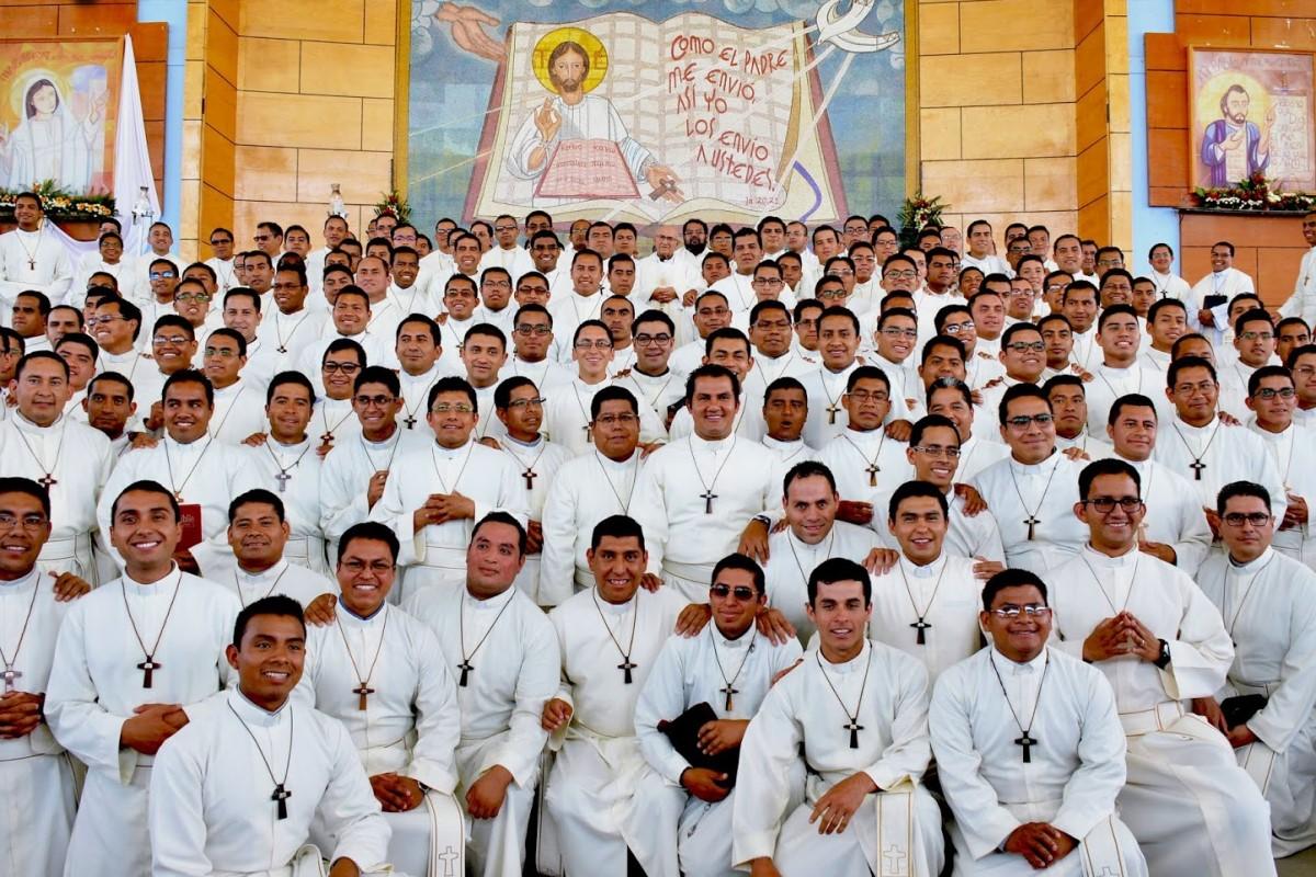 Las vocaciones se deben de fomentar con la evangelización y el acercamiento al mundo de los jóvenes. Foto: Cortesía MSP