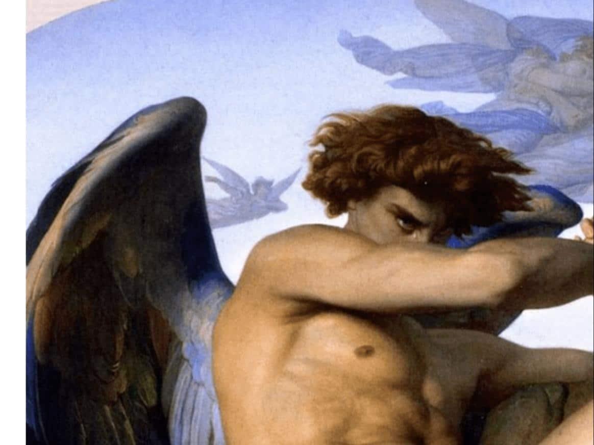 Angel Caído / Alexadre Cabanel