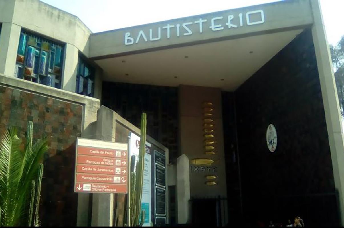 El Bautisterio de La Villa reabrió sus puertas al culto público y a la celebración de Sacramentos.