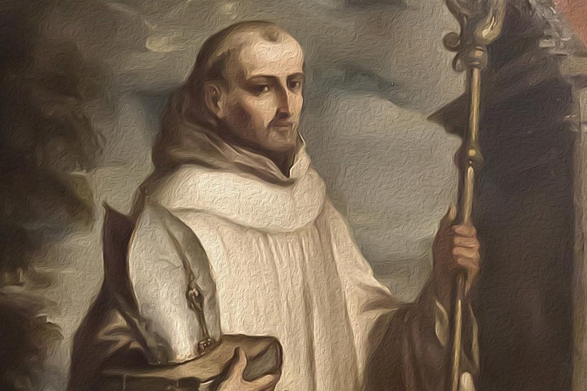 San Bernardo de Claraval fue declarado Doctor de la Iglesia en el año 1830.