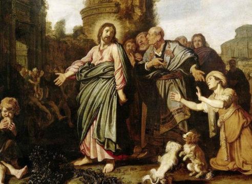 Comentario al Evangelio: La importancia de una fe grande