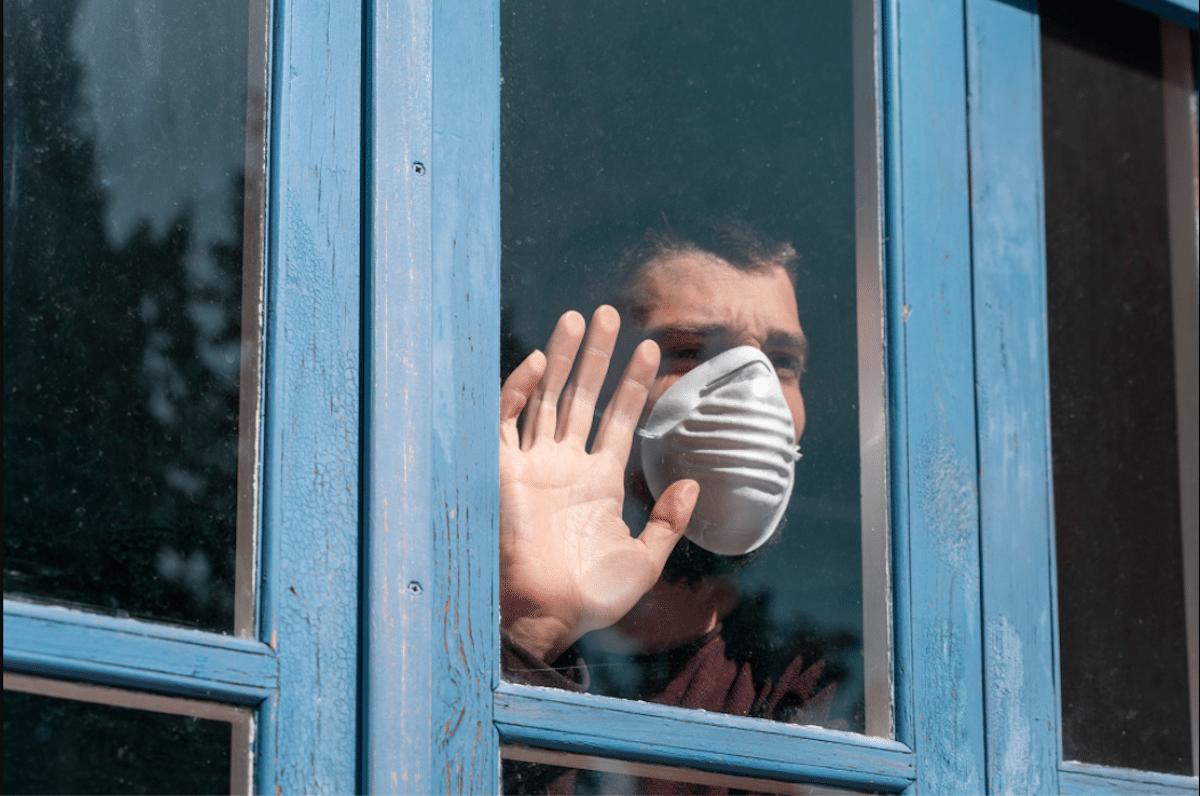 La pandemia de coronavirus COVID-19 ha provocado ansiedad y depresión en algunas personas. Foto: Grupo Verona