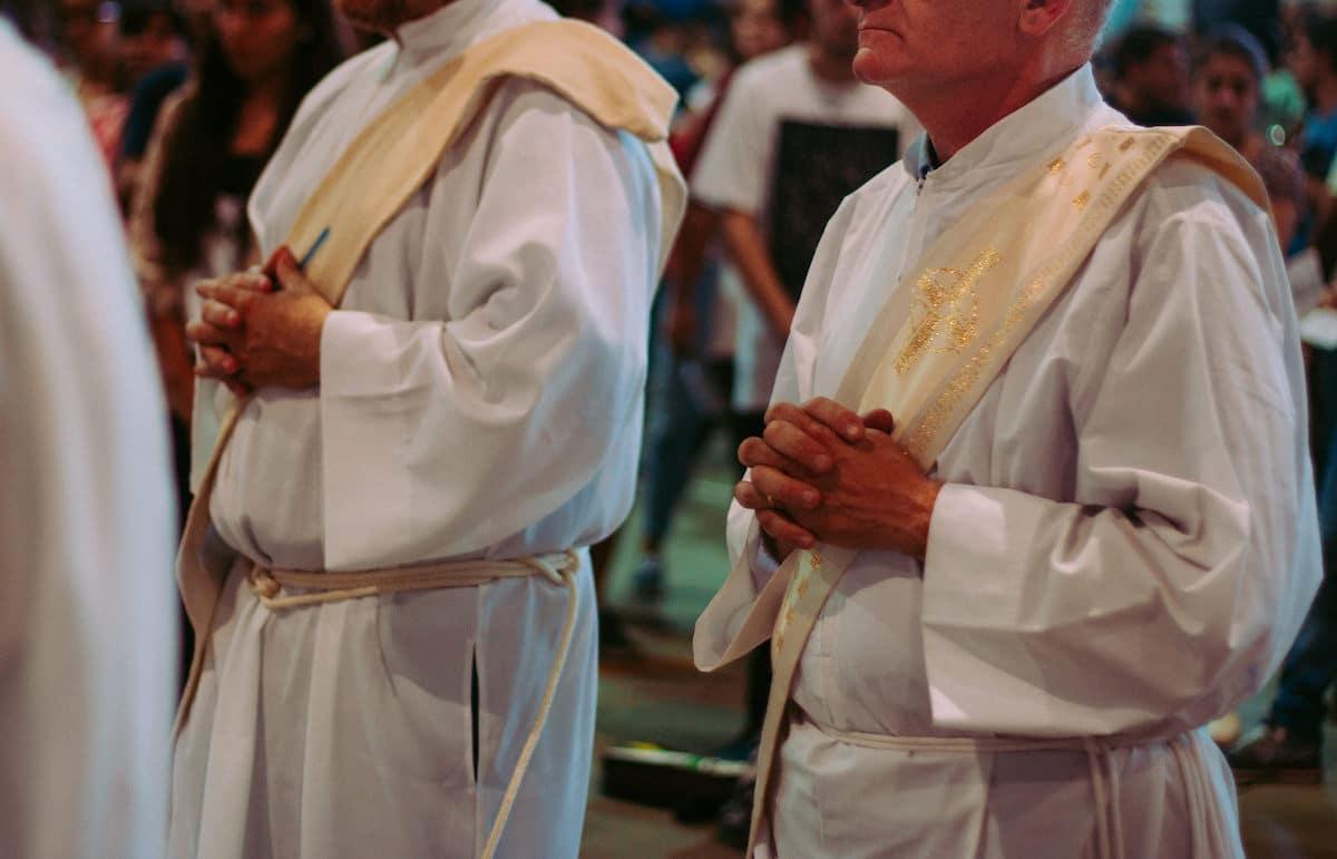 Los diáconos tienen un papel muy importante en la Iglesia. Foto: Cathopic