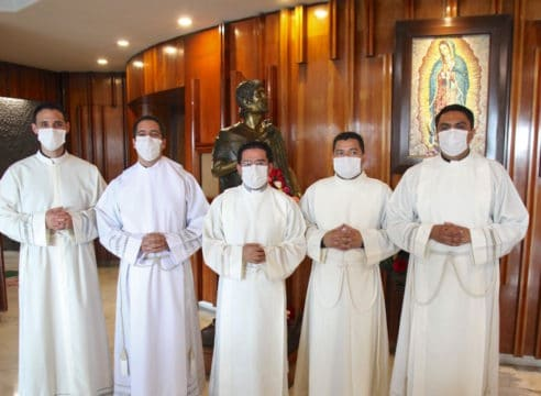 Generación Covid: la pandemia los acompañó del diaconado al sacerdocio