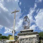 La Virgen de Guadalupe que descubrió 'Hanna' volverá a su lugar original