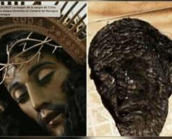 Historia de la imagen 'La Sangre de Cristo' que fue quemada en Nicaragua