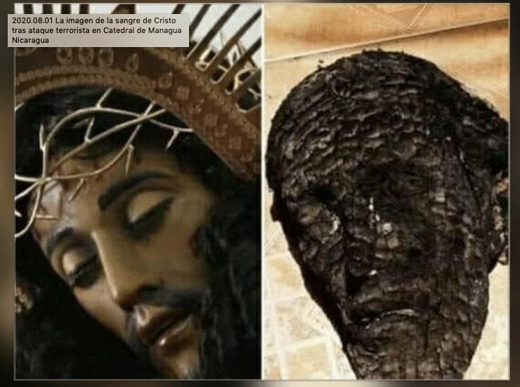 Imagen La Sangre de Cristo