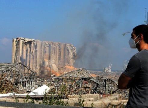 Fundación Pontificia apoya con donativos de emergencia a Líbano