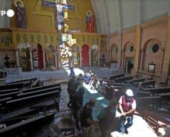 El Papa Francisco envía una donación a la Iglesia de Líbano
