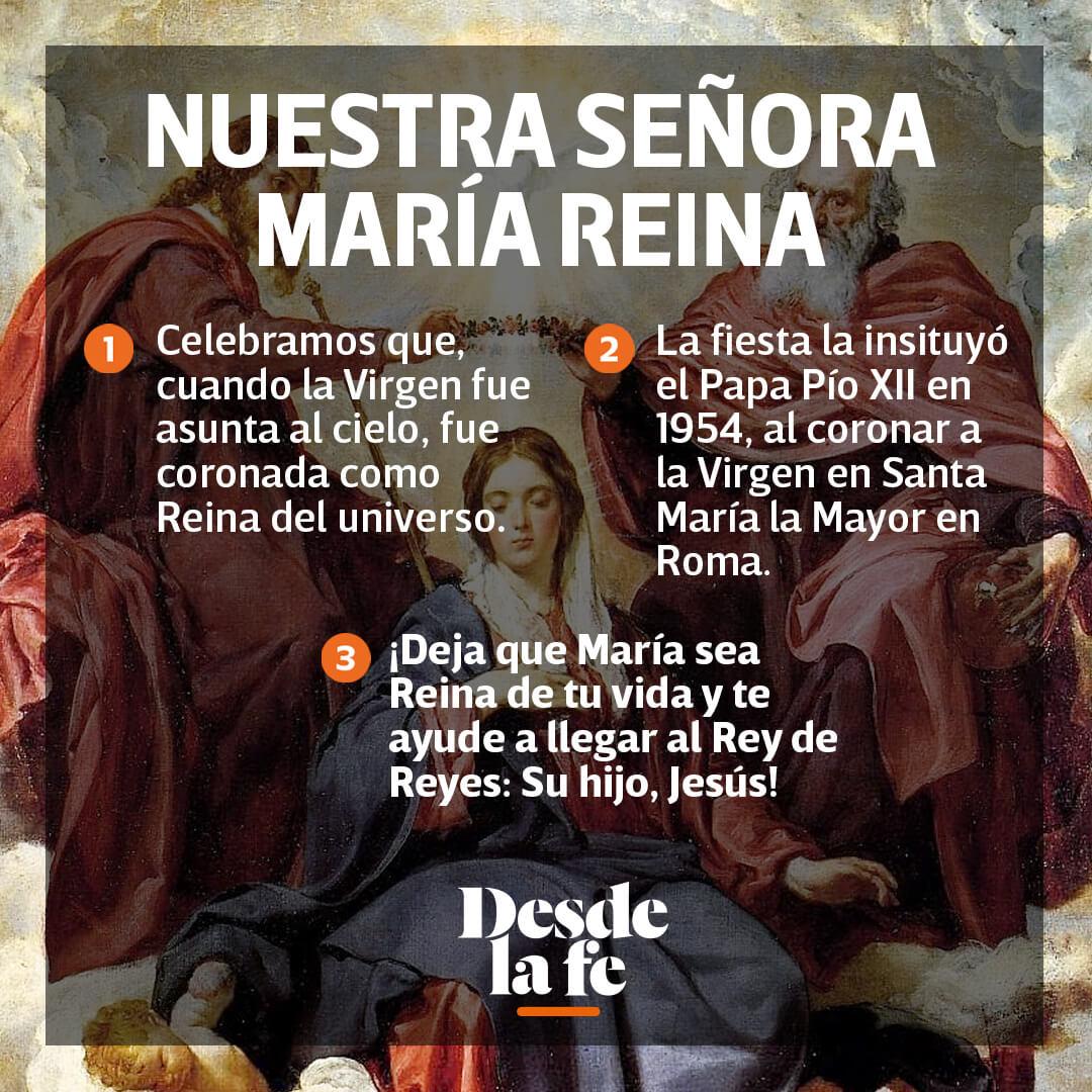 María Reina.