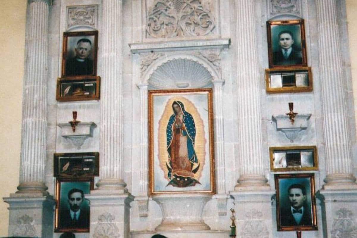 Santos mexicanos martirizados en la Solemnidad de la Asunción de María.