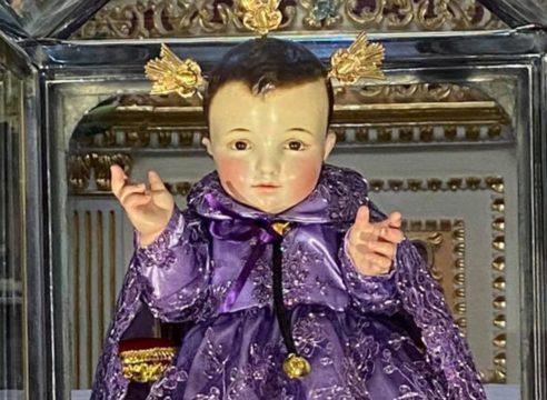 Oración por los enfermos al Santo Niño Doctor