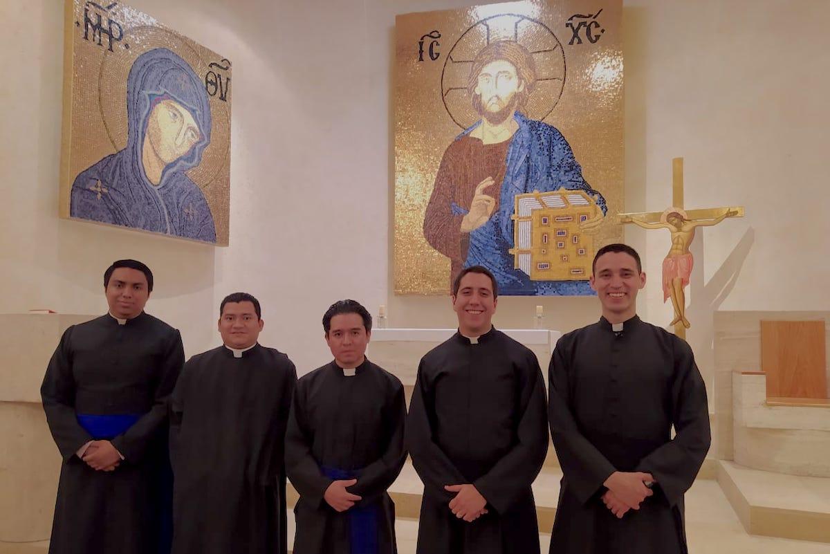 Los nuevos diáconos transitorios de la Arquidiócesis de México serán ordenados este martes 2 de agosto.