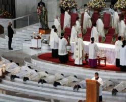 La Arquidiócesis tiene 10 nuevos sacerdotes para servir al Pueblo de Dios