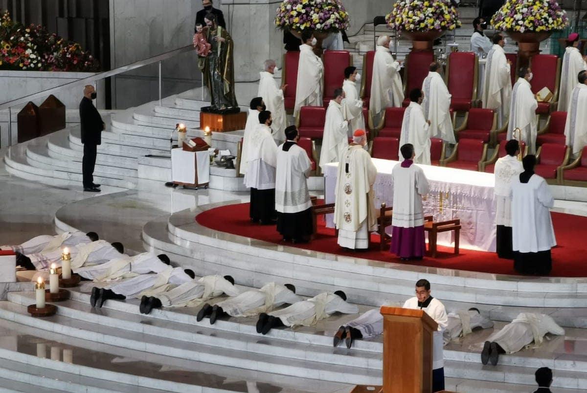 Ordenaciones sacerdotales 2020.