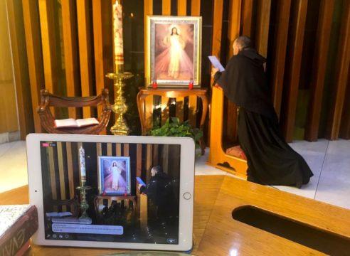 San Agustín, un ejemplo de parroquia virtual en la Ciudad de México
