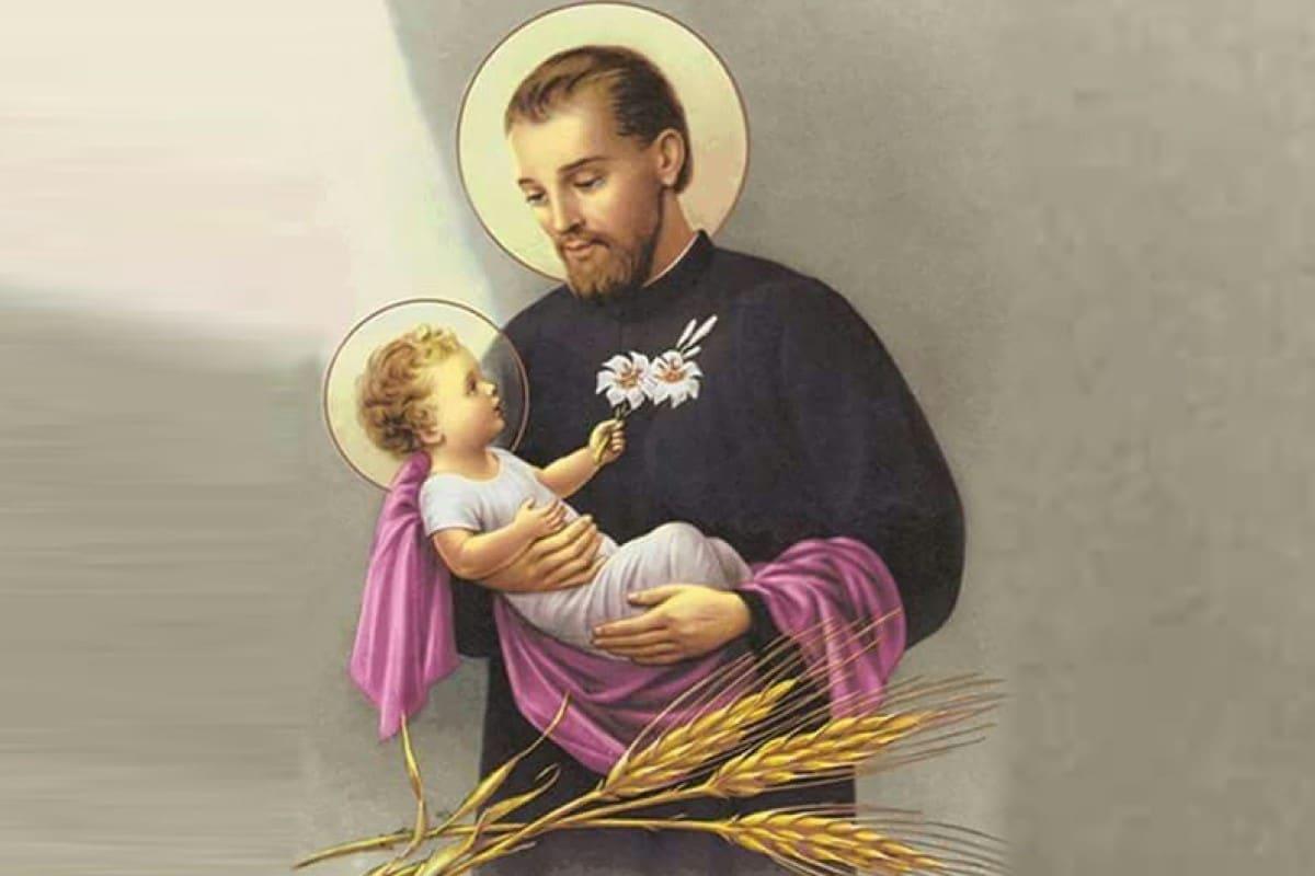 San Cayetano, conocido como Santo de la Providencia.