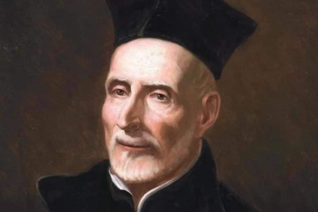 San José de Calasanz, patrono universal de las escuelas cristianas.