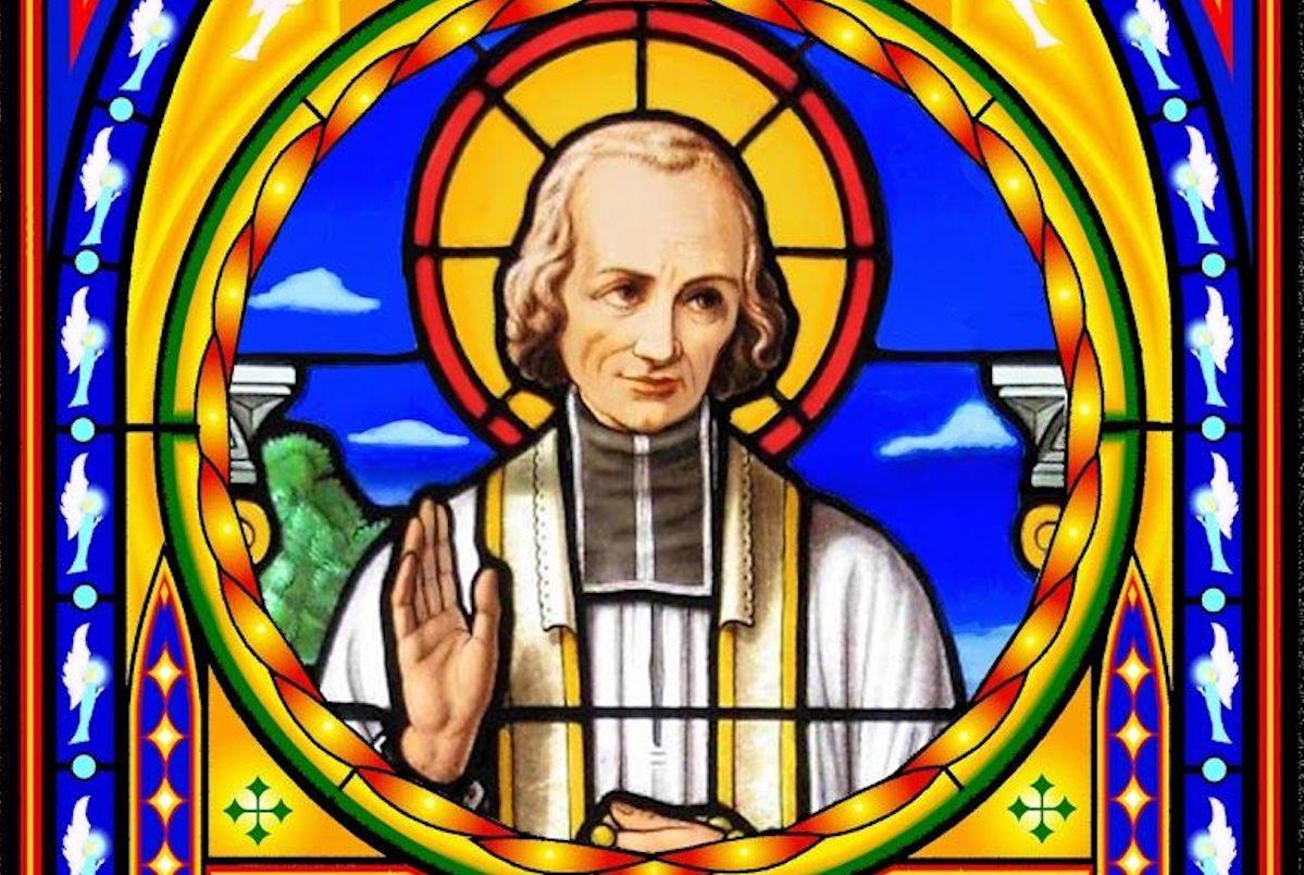San Juan María Vianney, el Santo Cura de Ars.