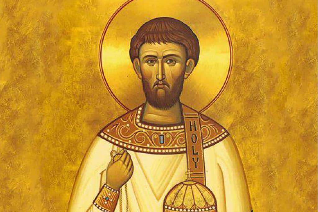 San Lorenzo fue martirizado el 10 de agosto del 258 d.C.