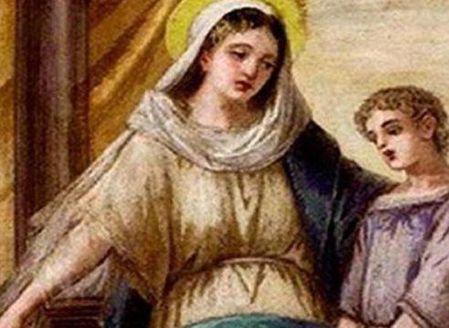 Oración a Santa Mónica para madres con familias en problemas