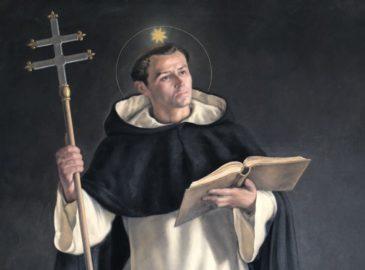 Así fueron los primeros años de los dominicos en México